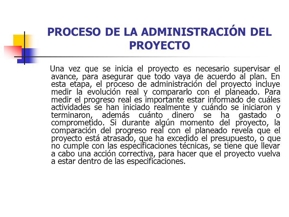 PARA REFORZAR EL APRENDIZAJE El esfuerzo principal de la administración de un proyecto incluye establecer un_______ ___ _____ _____