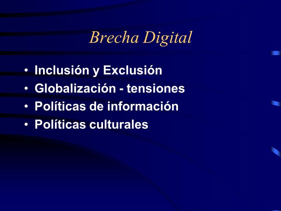 Análisis de las políticas de información: Régimen, actores, agentes; contexto y entorno.