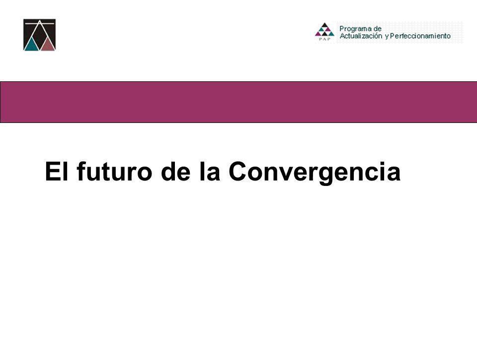 El futuro de la Convergencia