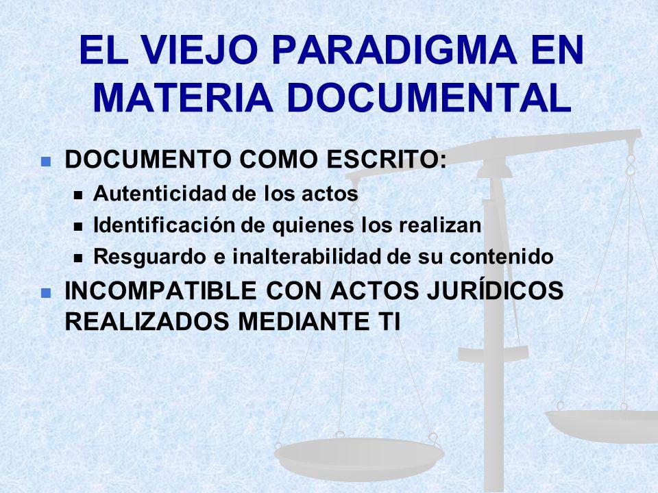 LA FALSIFICACIÓN DE DOCUMENTOS DE DOCUMENTOS ELECTRÓNICOS