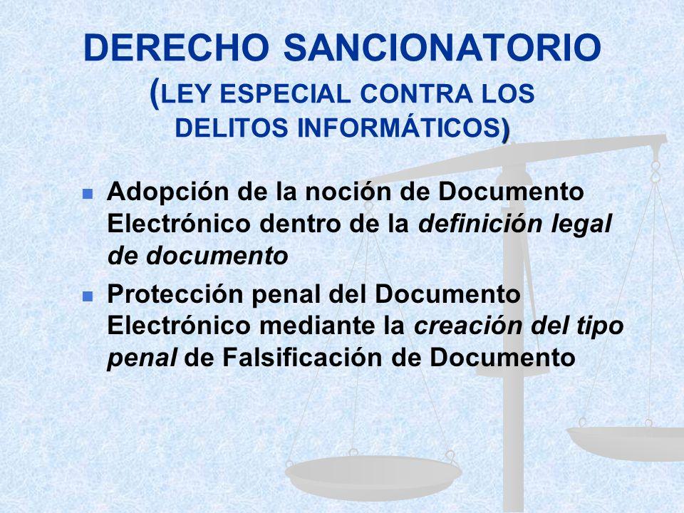 DERECHO REGULATORIO EQUIPARACIÓN DEL DOCUMENTO ELECTRÓNICO AL DOCUMENTO ESCRITO: EQUIPARACIÓN DEL DOCUMENTO ELECTRÓNICO AL DOCUMENTO ESCRITO: Ley de F
