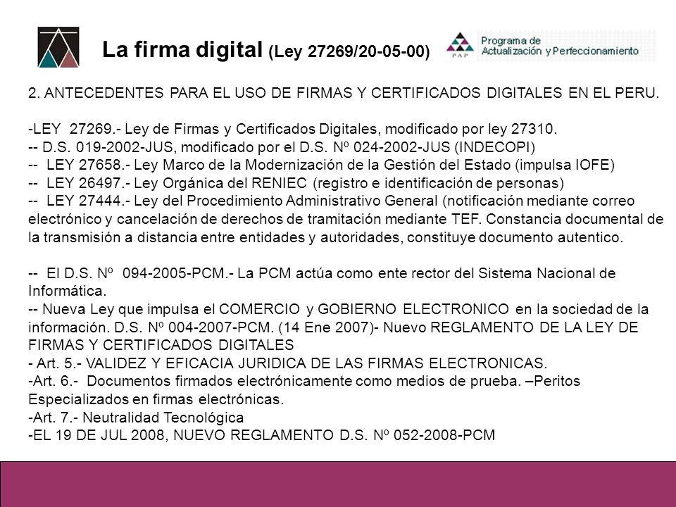 2.CONCEPTO de FIRMA DIGITAL.( Art.