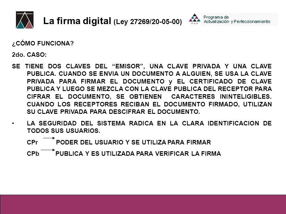 12. VALIDEZ Y EFECTOS JURIDICOS DE LAS FIRMAS Y DOCUMENTOS ELECTRONICOS.
