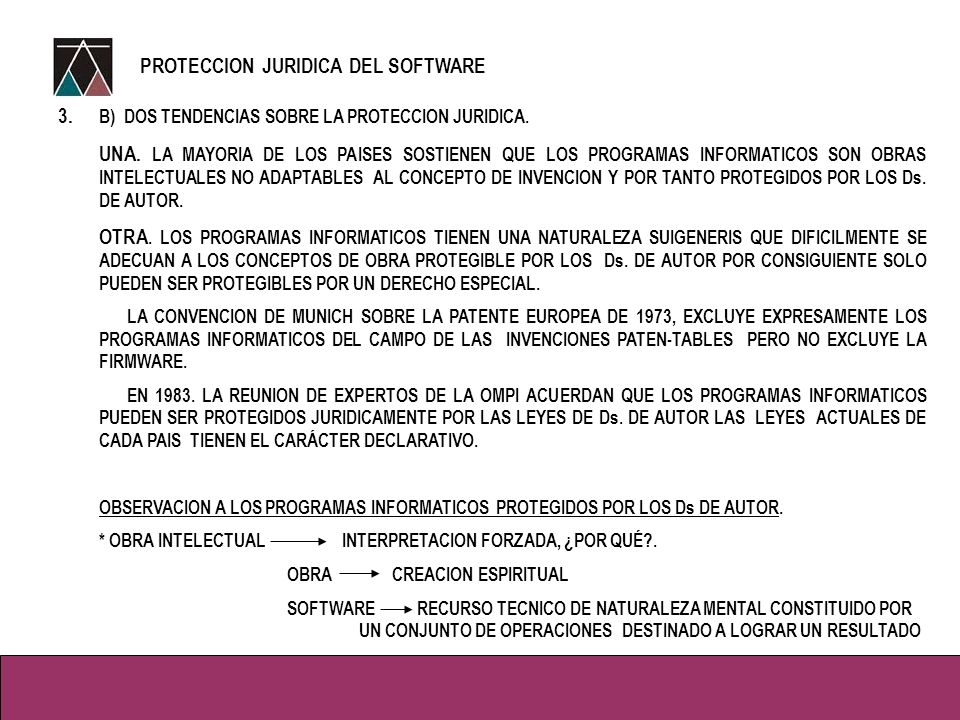 - LA PROTECCION DE LAS OBRAS ORIGINADAS POR LA APLICACIÓN DE LA INTELIGENCIA ARTIFICIAL. * EN EE.UU : COMISION NACIONAL SOBRE NUEVOS USOS TECNOLOGICOS