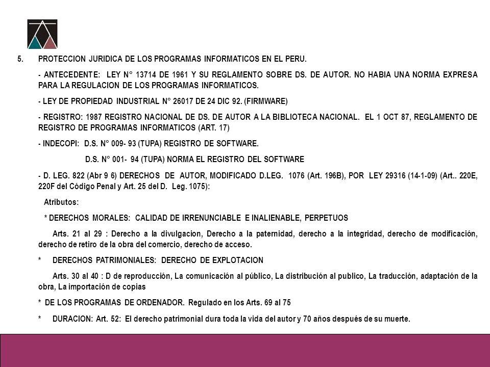 3.C)OTRAS FORMAS DE PROTECCION. - EL DERECHO CIVIL. ART. 18° C.C.: LOS DERECHOS DE AUTOR, CUALQUIERA SEA LA FORMA O MODO DE EXPRESION DE SU OBRA, GOZA