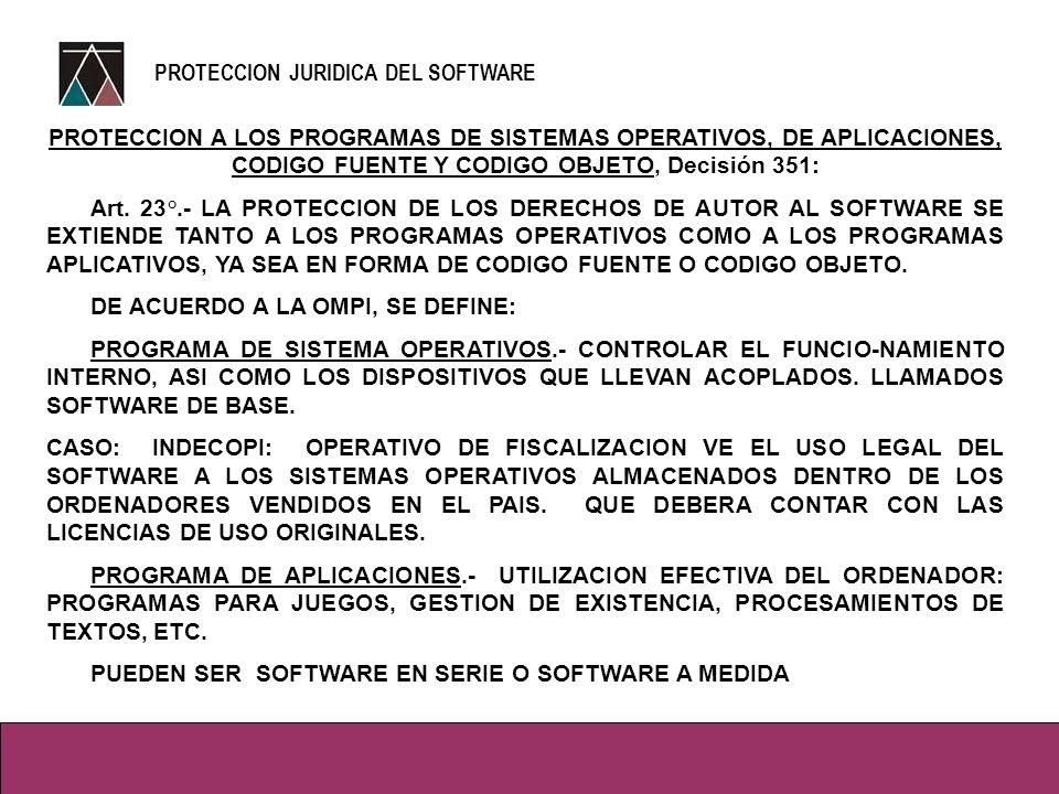 1.GENERALIDADES. DENOMINACIONES: SOFTWARE, LOGICIEL, SOPORTE LOGICO O PROGRAMAS INFORMATICOS.