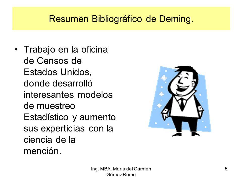 Los catorce puntos de Deming 13.Establecer un vigoroso programa de educación y de reentrenamiento.