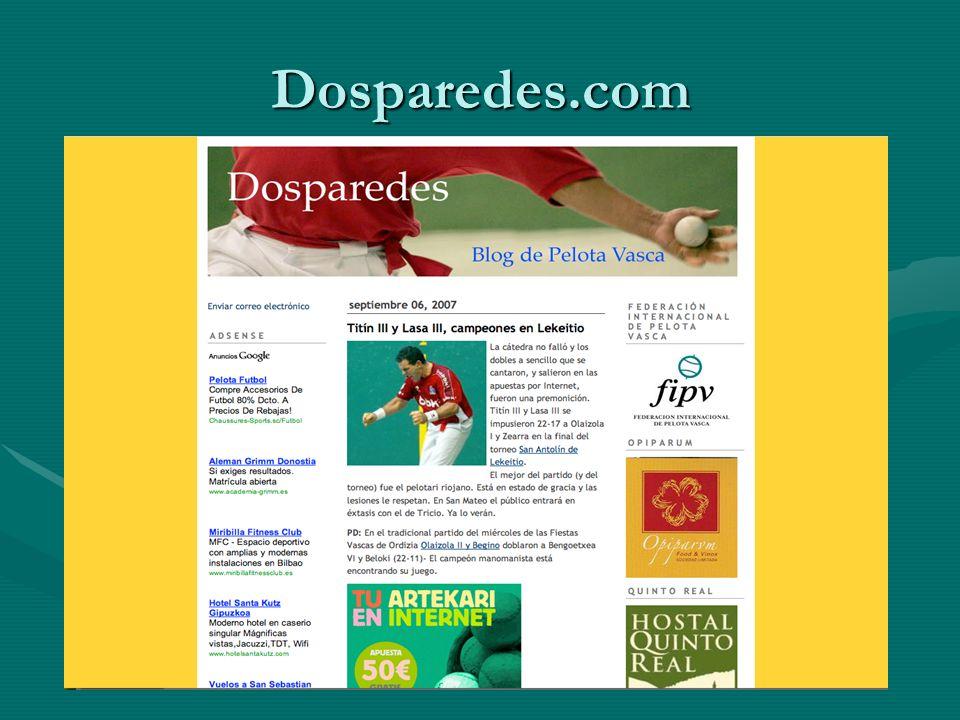 Dosparedes.com