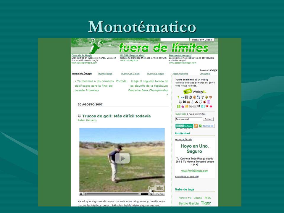 Monotématico