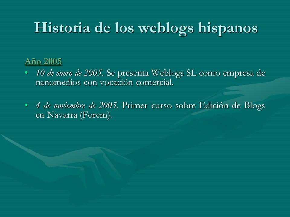Año 2005 10 de enero de 2005.