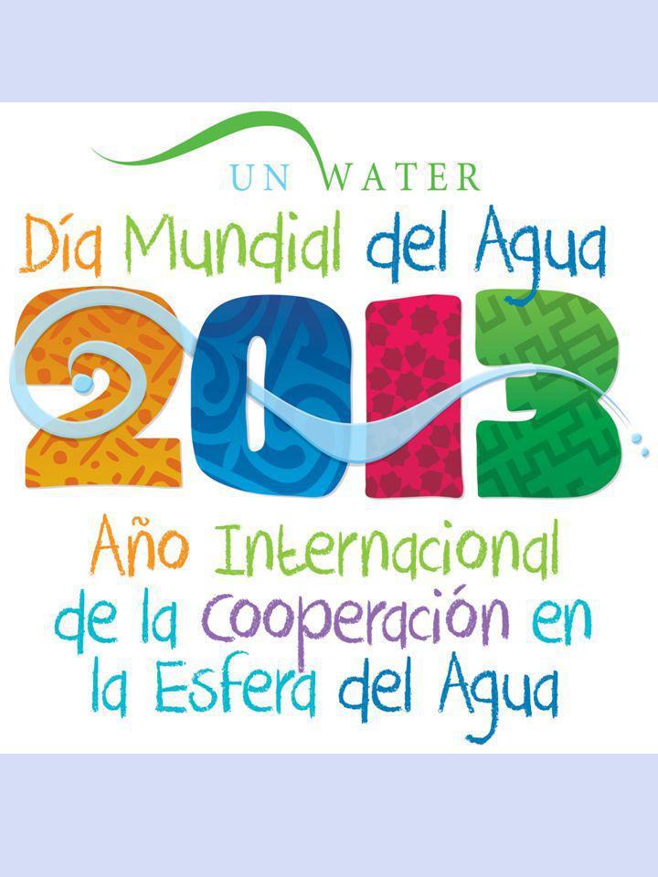 El Día Mundial del Agua se celebra anualmente cada 22 de Marzo como una medida para llamar la atención de la importancia del agua dulce y la defensa de la gestion sostenible de los recursos de agua dulce.