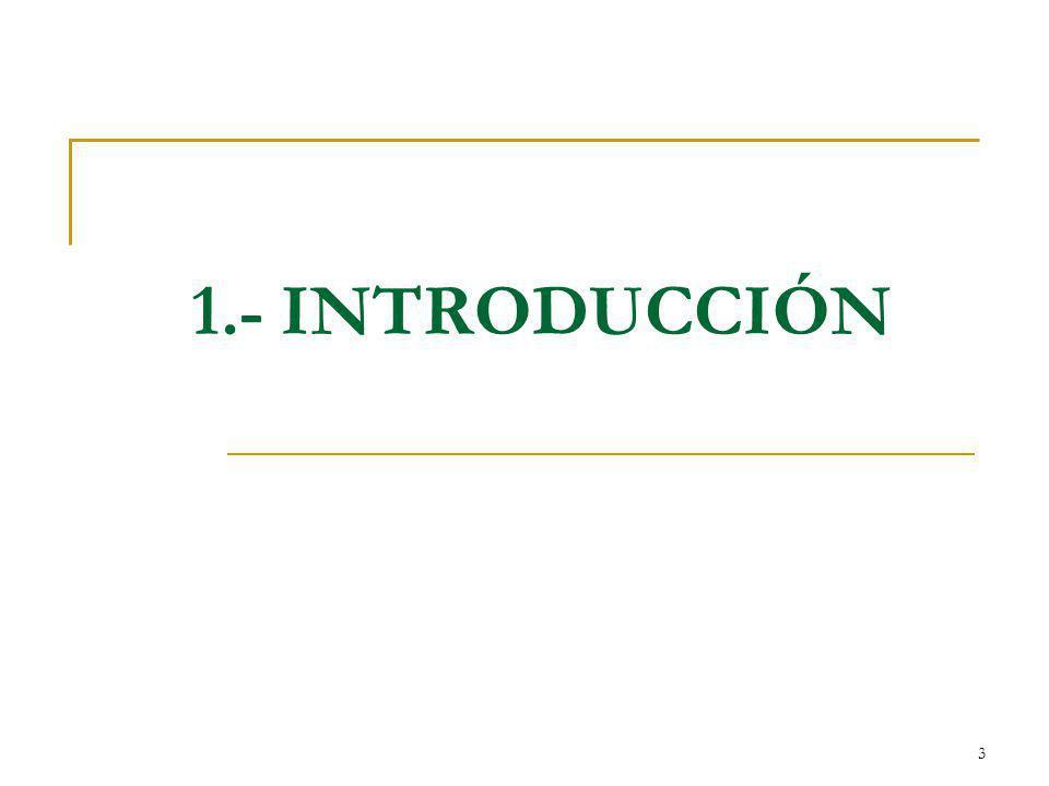 3 1.- INTRODUCCIÓN
