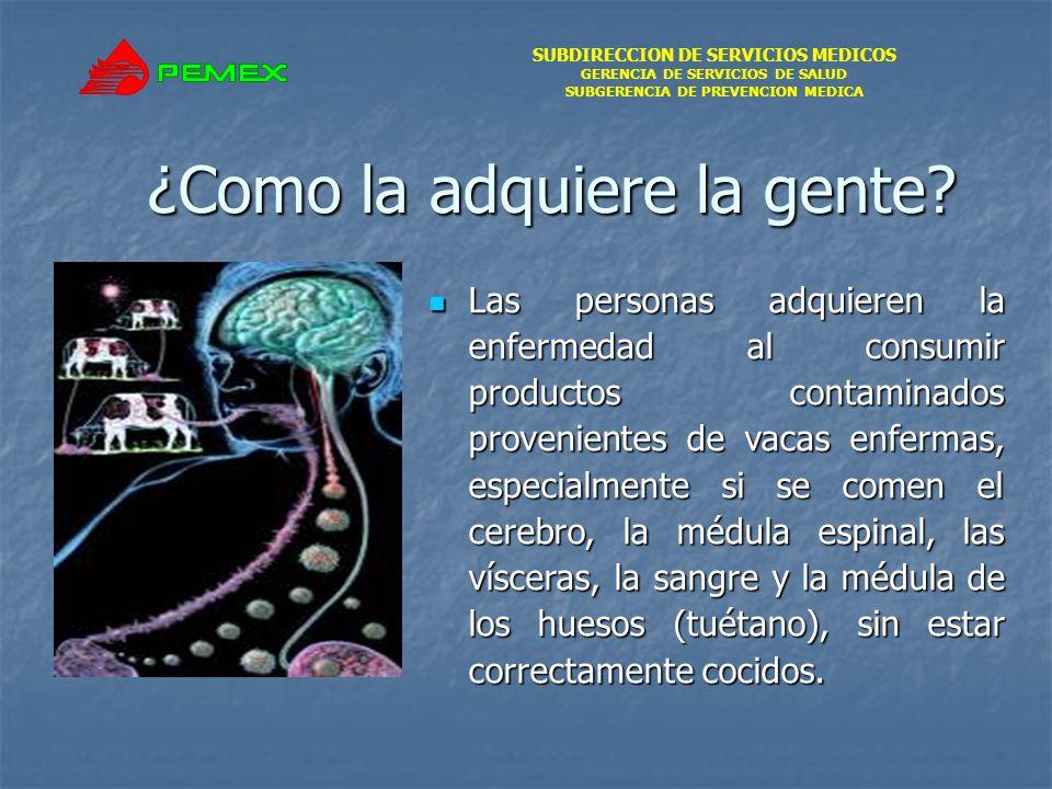 SUBDIRECCION DE SERVICIOS MEDICOS GERENCIA DE SERVICIOS DE SALUD SUBGERENCIA DE PREVENCION MEDICA MANTEGASE INFORMADO…..