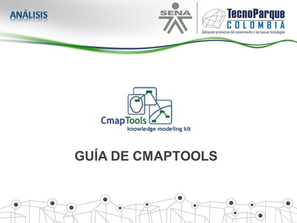 GUÍA DE CMAPTOOLS