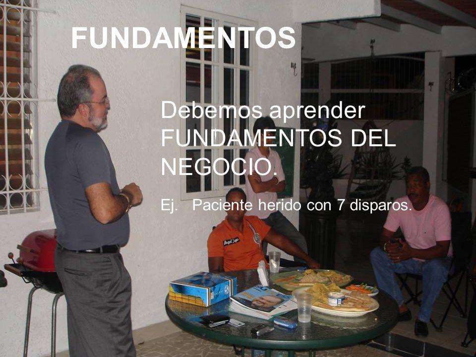 DESARROLLO DE EQUIPO Fundamentos de Liderazgo: a.El líder construye sobre roca.