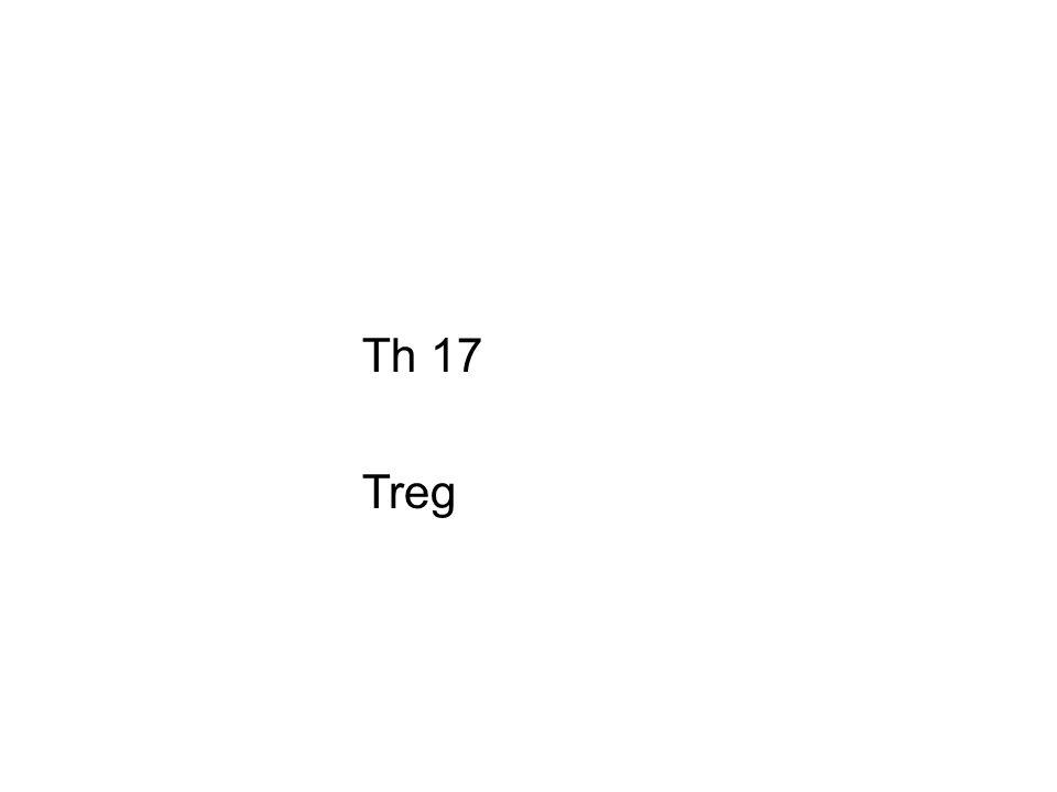 Th 17 Treg