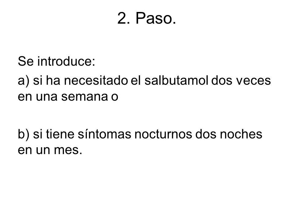 2. Paso.