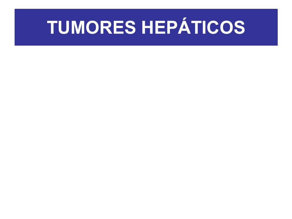 TUMORES HEPÁTICOS