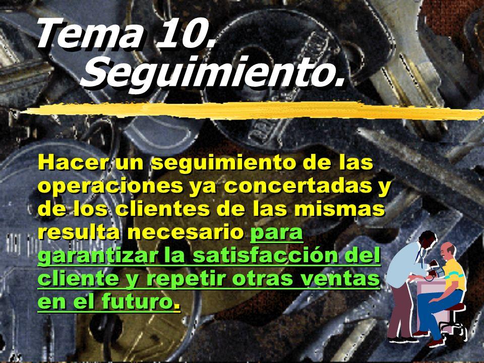 Tema 10.Seguimiento.