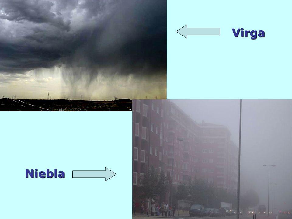 Virga Niebla