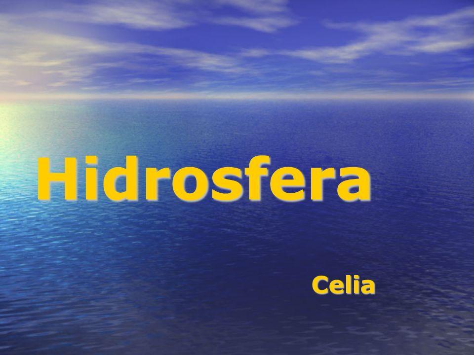 Hidrosfera Celia