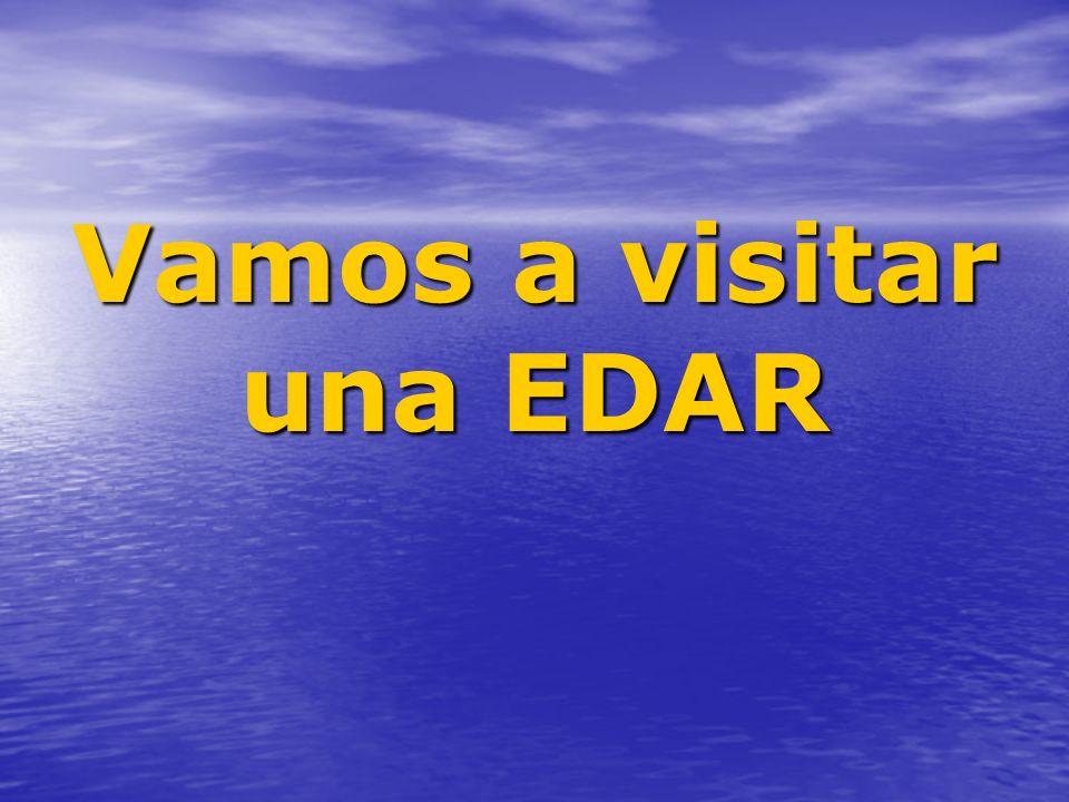 Vamos a visitar una EDAR