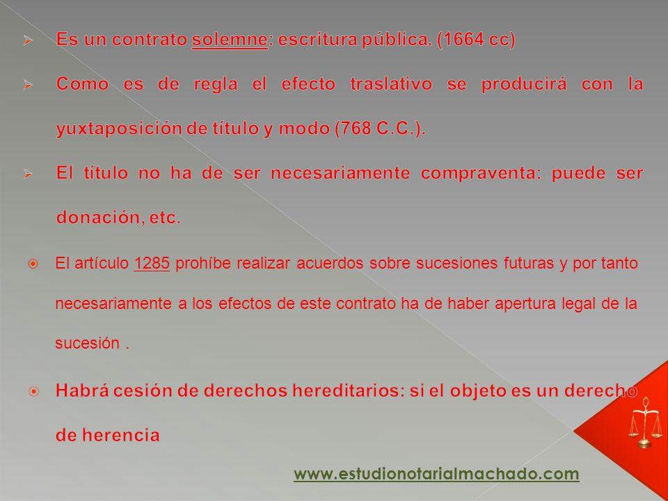 NUESTRO CÓDIGO CIVIL NO ESTABLECIÓ EL DERECHO DE TANTEO DE LOS COHEREDEROS.