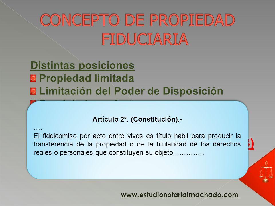 PATRIMONIO GENERAL DERECHOSOBLIGACIONES REALESPERSONALES PATRIMONIO FIDUCIARIO DERECHOSOBLIGACIONES REALESPERSONALES www.estudionotarialmachado.com