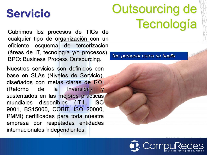Cubrimos los procesos de TICs de cualquier tipo de organización con un eficiente esquema de tercerización (áreas de IT, tecnología y/o procesos). BPO: