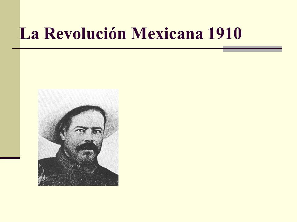 La dictadura de Díaz Porfirio Diaz dictador de México contaba con el apoyo de los terrateniente, banqueros, industriales, etc Los dueños del gran capital, en su mayoría de procedencia extranjera, dominaban las empresas mineras y las fábricas de hilados y tejidos, disfrutaban de innumerables privilegios y por estas poderosas razones se deshacían en elogios a las bondades del régimen y de las cualidades del viejo general.