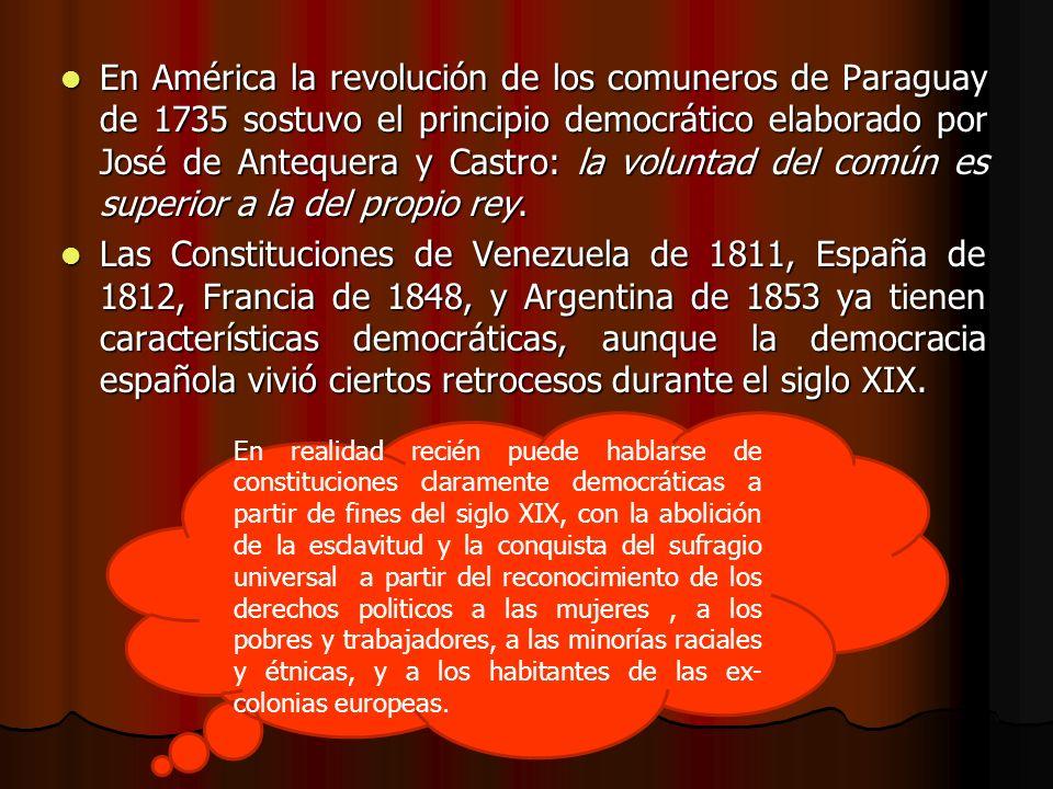 c) TOTALITARISMO Es la absorción completa de la sociedad civil por el Estado.