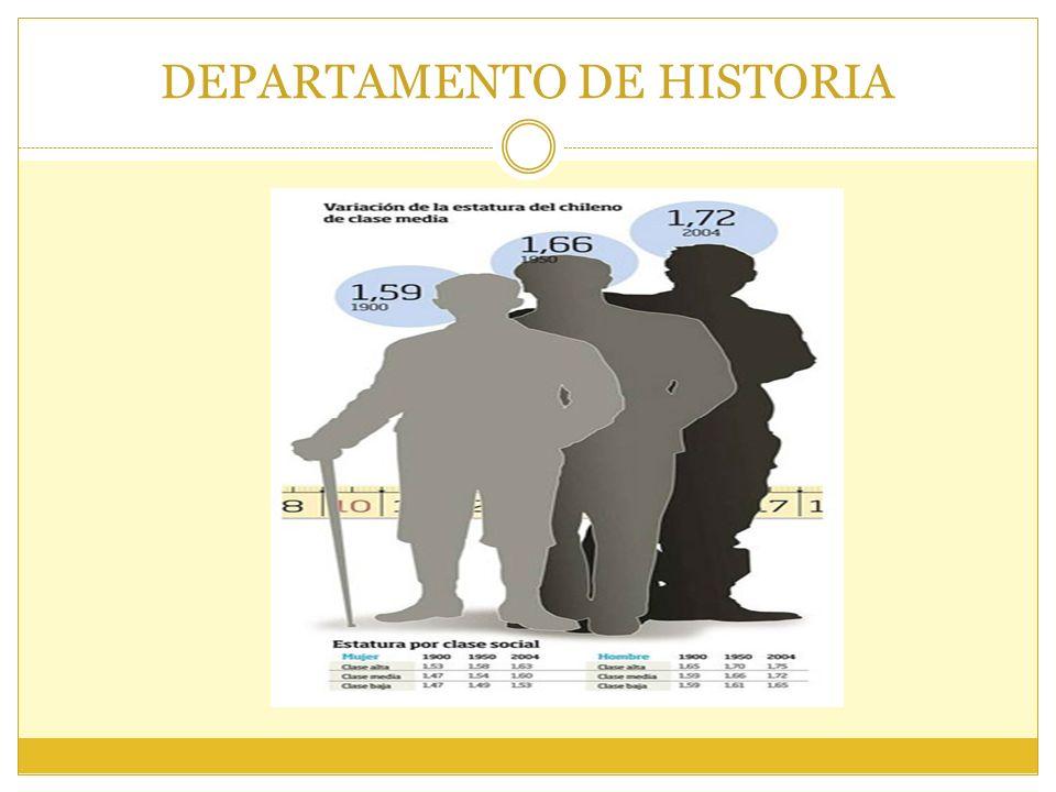DEPARTAMENTO DE HISTORIA