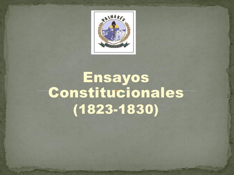 La elite criolla debió tomar decisiones sobre como organizar el país Estas decisiones estuvieron influidas por una visión Tradicional y por la Ilustración Ambas corrientes postulaban diferentes modelos de organización política