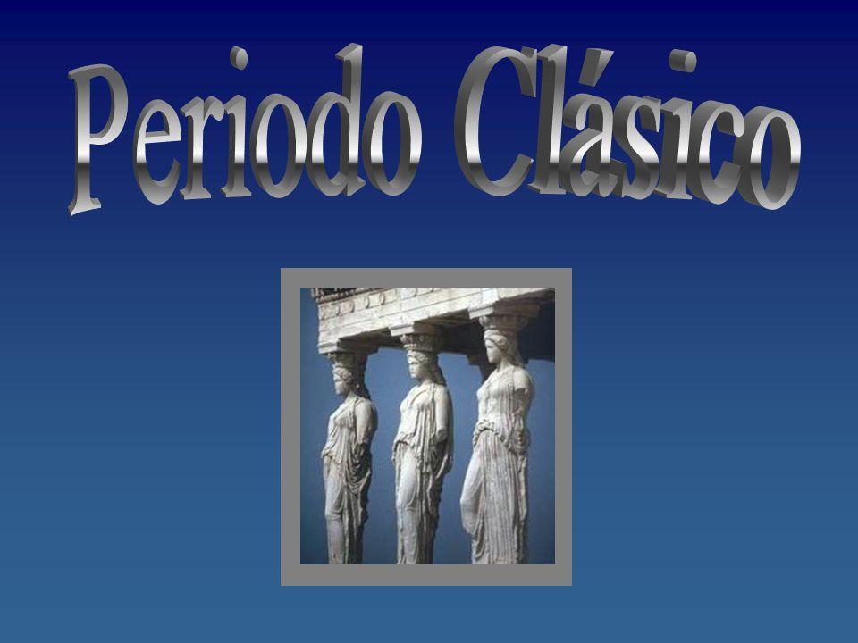Introducción El periodo clásico de la Grecia antigua corresponde a la mayor parte del siglo V y el IV a.
