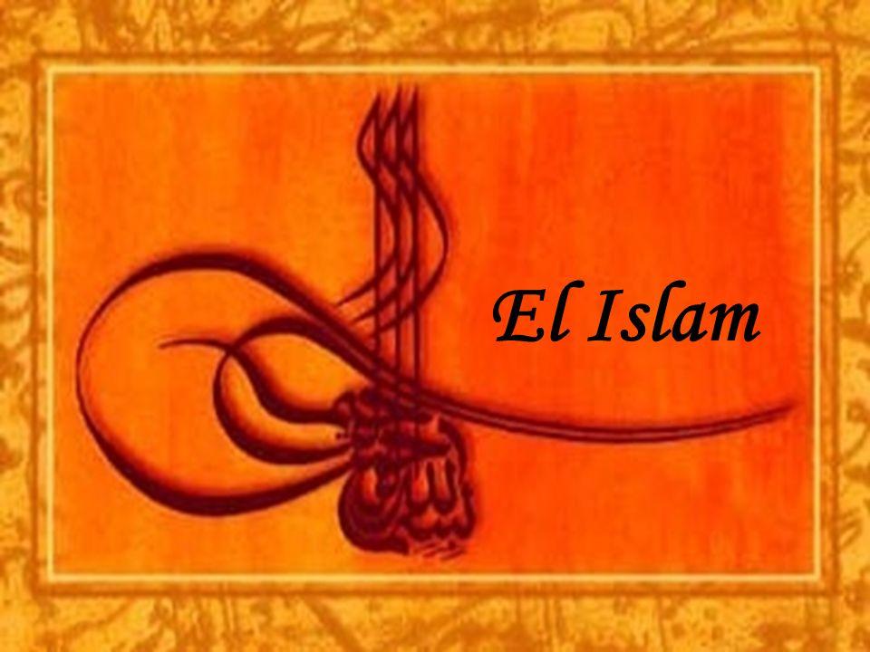 El Islam es un movimiento religioso nacido en el S.