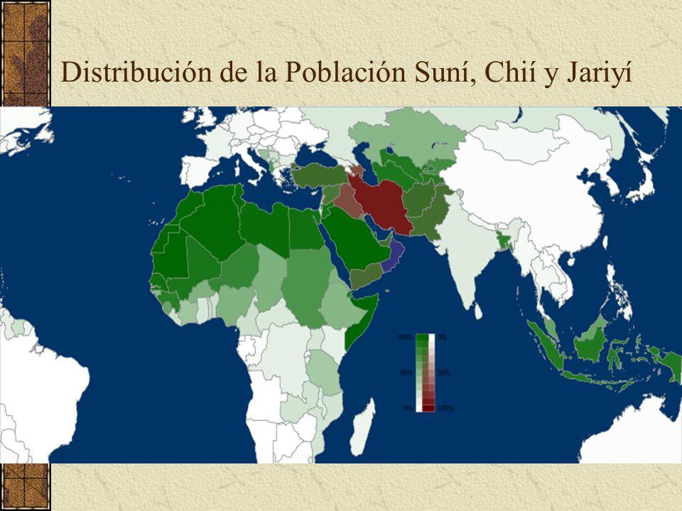 La Expansión del Islam En el año 746 d.C.
