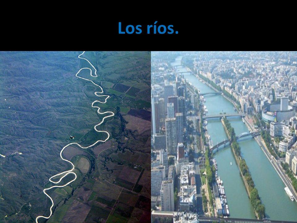 Los ríos.