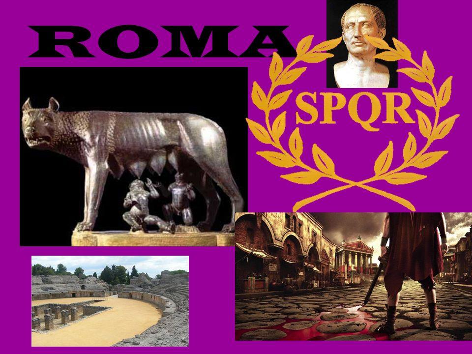 MARCO GEOGRÁFICO La civilización romana se desarrolló en torno al mar Mediterráneo (Mare Nostrum) dominando tierras en los tres continentes que bañaban sus aguas: Europa, África y Asia.