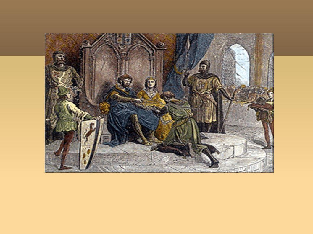 Era un sistema muy complicado, ya que podía darse el caso de señores feudales que eran vasallos de dos reyes a la vez o de dos nobles de más alto rango que ellos.