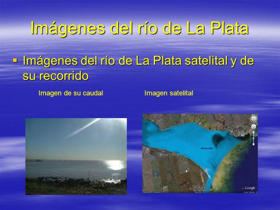 Imágenes del río de La Plata Imágenes del río de La Plata satelital y de su recorrido Imágenes del río de La Plata satelital y de su recorrido Imagen