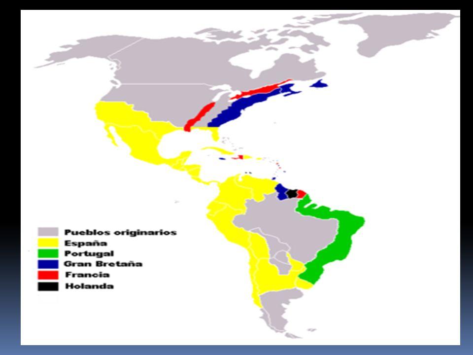 LA ORGANIZACIÓN DE LA CONQUISTA El derecho de conquistar la mayor parte del continente americano, otorgado a los reyes de España mediante el tratado d