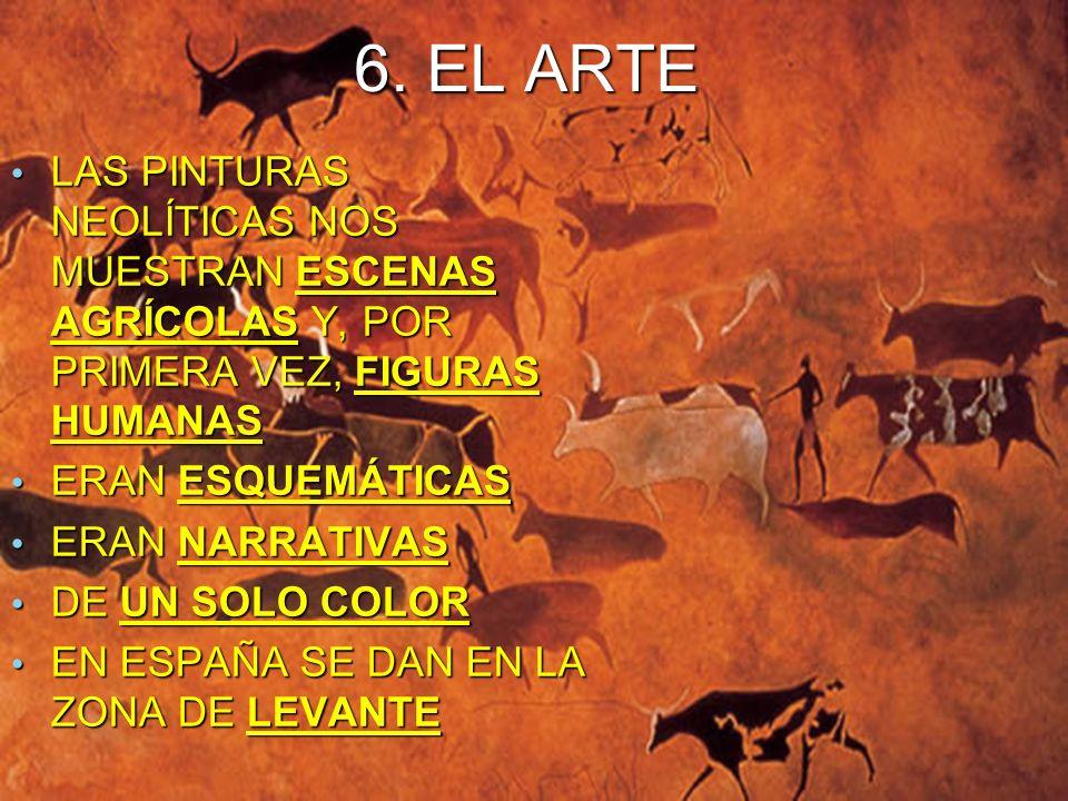 PINTURAS ESQUEMÁTICAS DE VALLTORTA (CASTELLÓN)