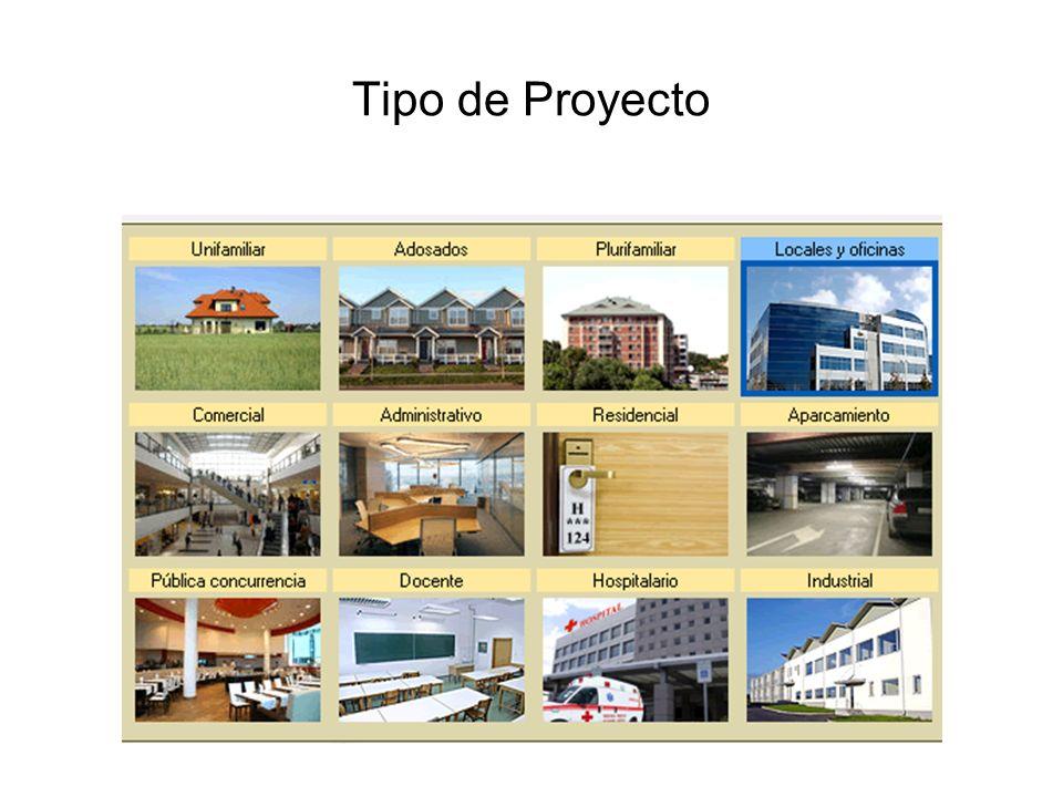 Tipo de Proyecto