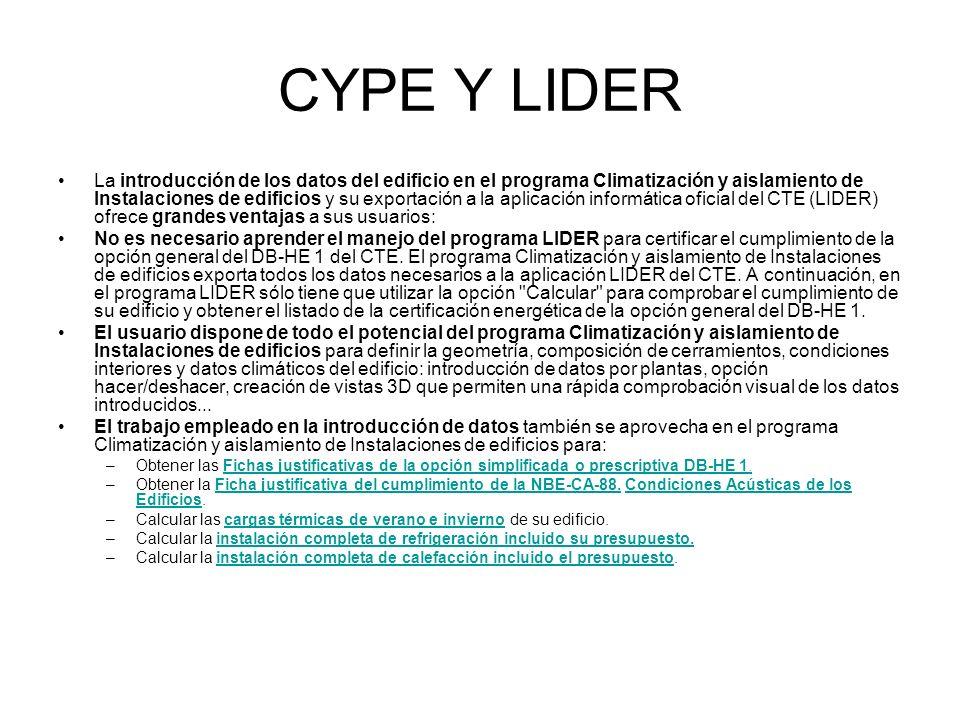7.-CÁLCULO EN LIDER