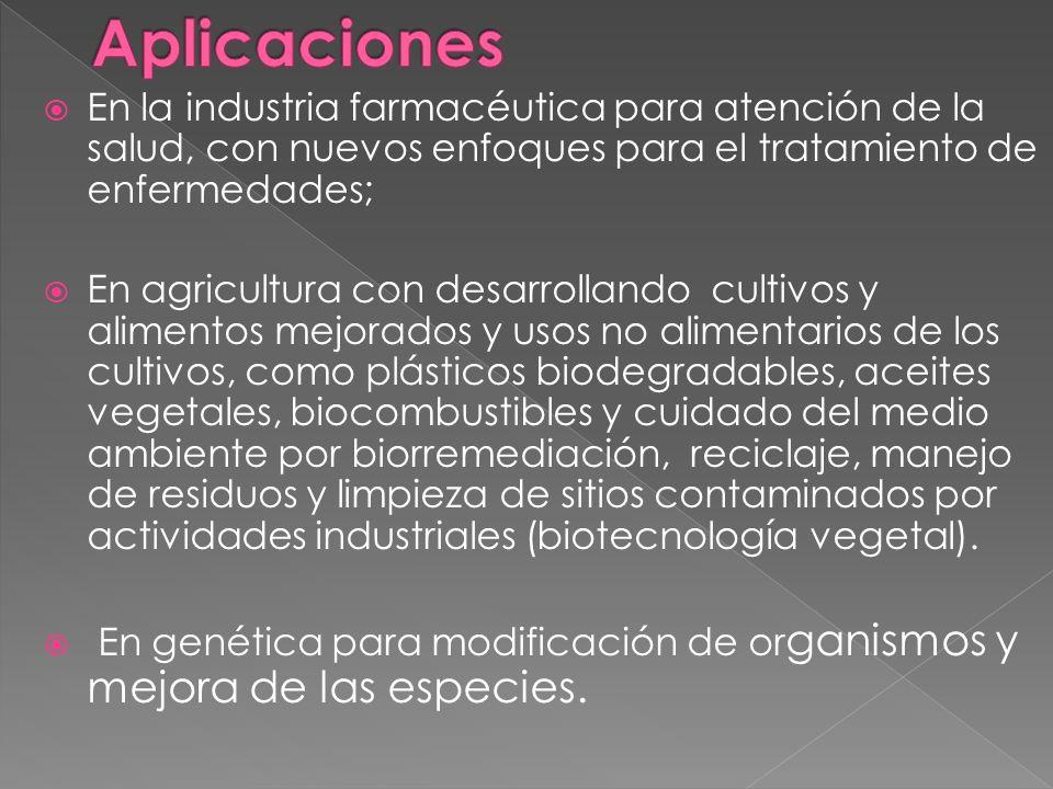 Medio de cultivo es el material alimenticio en el que crecen los y el crecimiento de los microorganismos es el Cultivo.