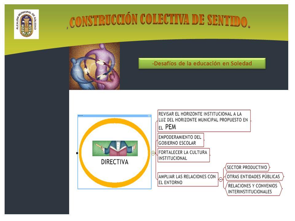 -Desafíos de la educación en Soledad -Desafíos de la educación en Soledad