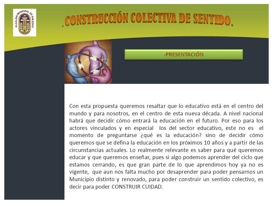 -Desafíos de la educación en Soledad