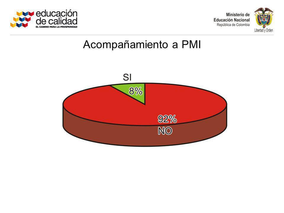 Acompañamiento a PMI