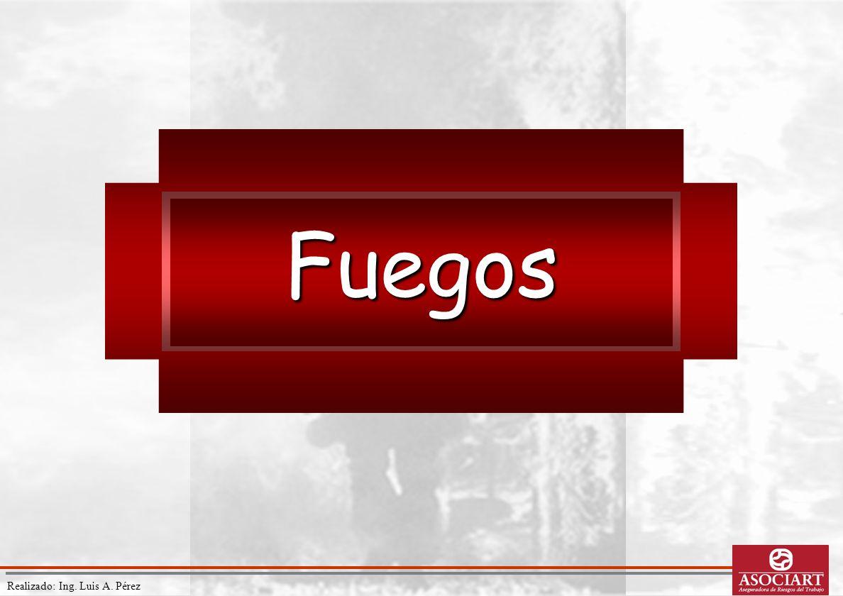 Realizado: Ing. Luis A. Pérez Fuegos