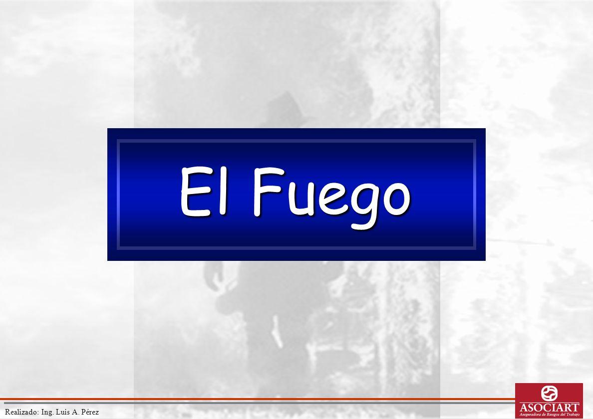 Realizado: Ing. Luis A. Pérez El Fuego